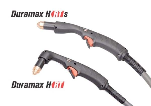 Duramax retrofit torches for Powermax1000/1250/1650