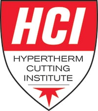 Logotipo do Instituto de Corte da Hypertherm