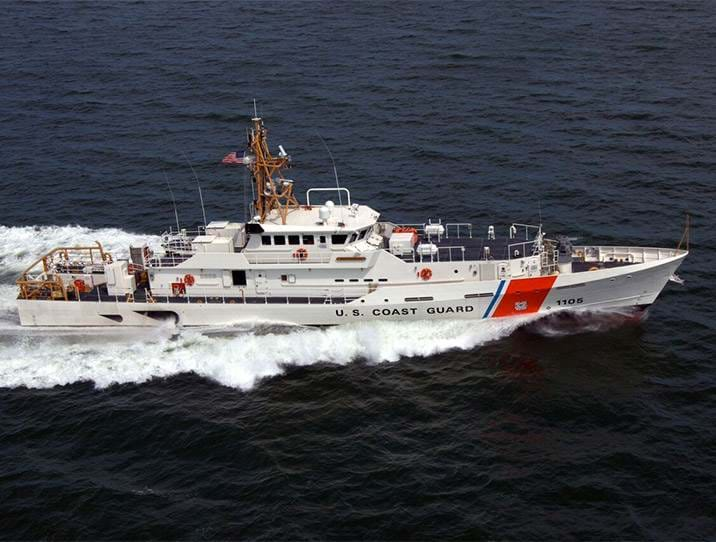Bollinger US Coast Guard