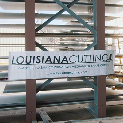 Louisiana Cutting