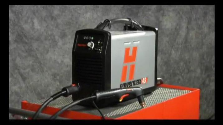Powermax45 Setup Video Hypertherm
