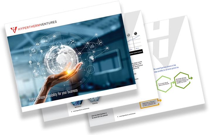 Hypertherm Ventures eBrochure