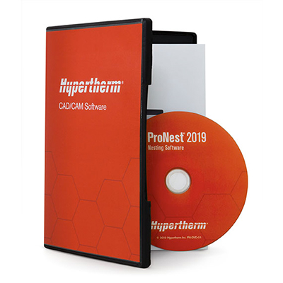 ProNest 2019 CAD/CAM software packaging