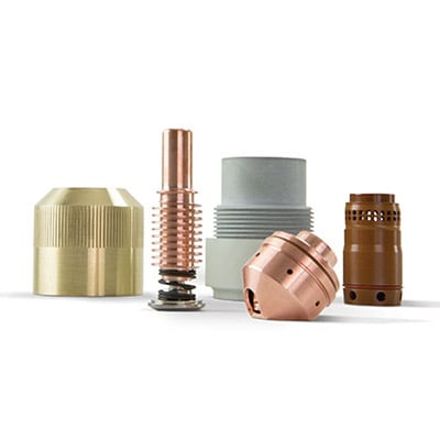 Group of FlushCut consumables