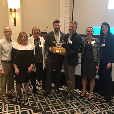 Hypertherm receives Business Innovator of the Year from Hanover Area Chamber of Commerce