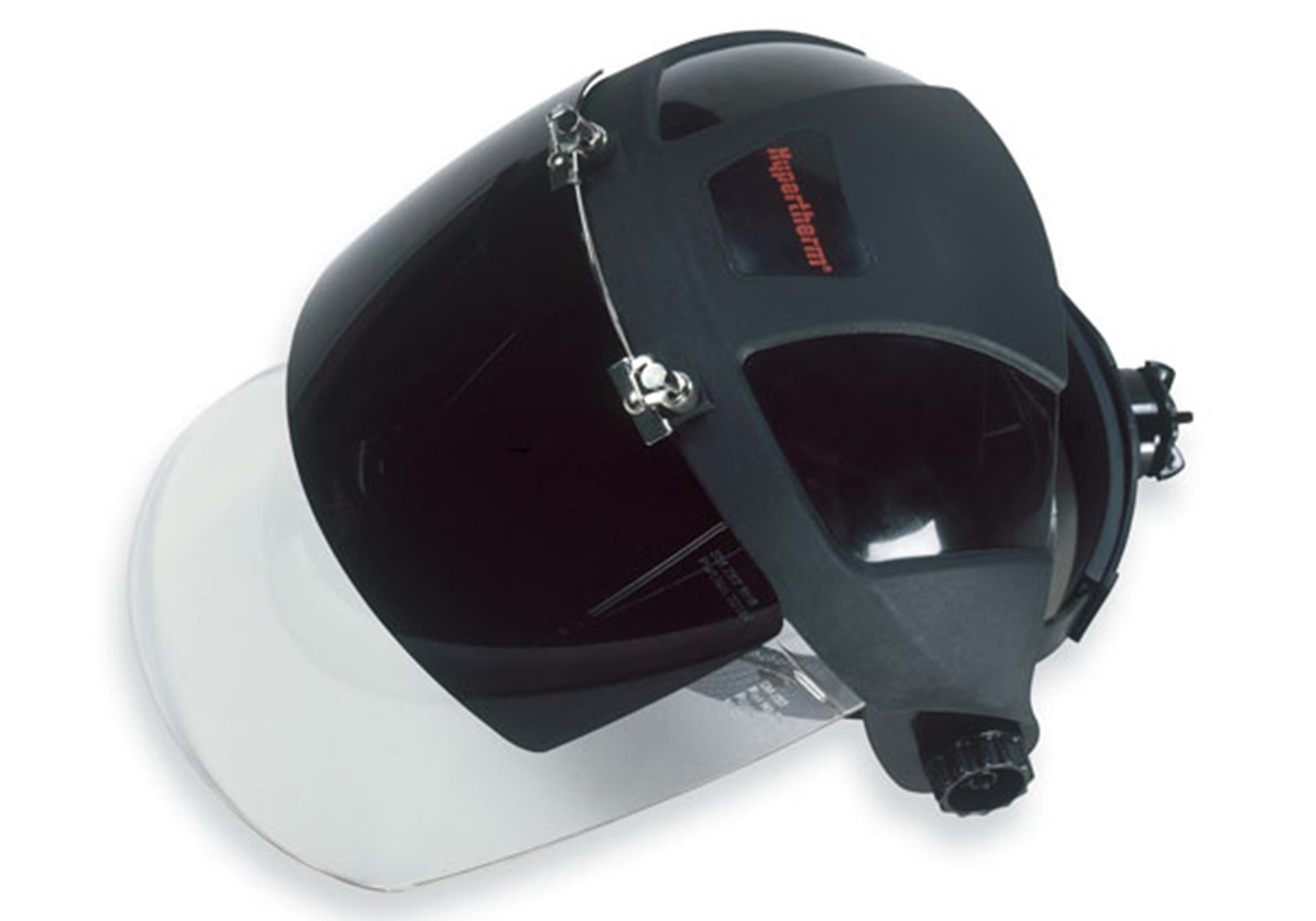 Operator face shield helmets | Hypertherm