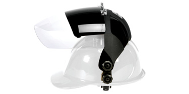 Hypertherm slotted hard hat