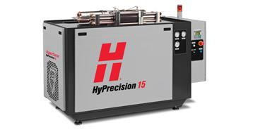 HyPrecision basic series waterjet pump