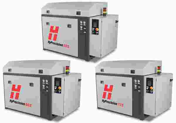 HyPrecision S series waterjet pumps