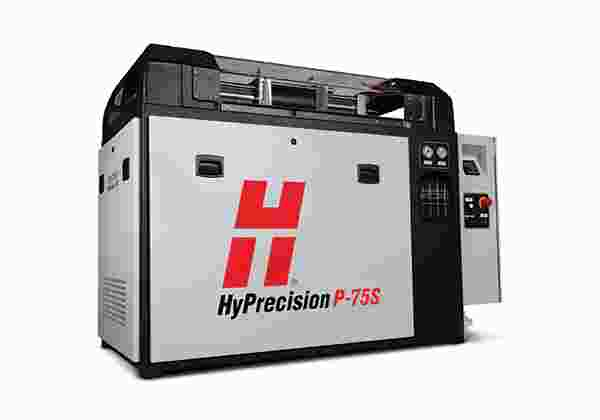 HyPrecision Predictive P-75S waterjet pump
