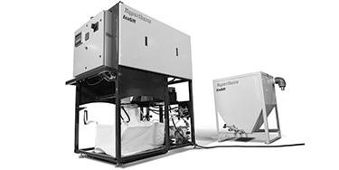 Ecosift Abrasive Recycling System Hypertherm