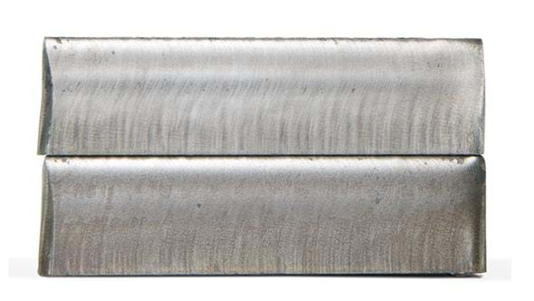 XPR300 cut sample - mild steel @300 amps